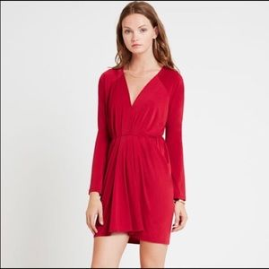 NWT BCBG Long Sleeve Cocktail Dress